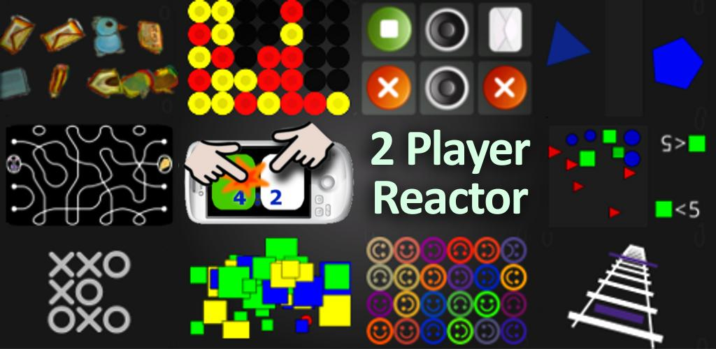 2 Player Reactor Android Game